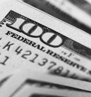 money showing investor theft